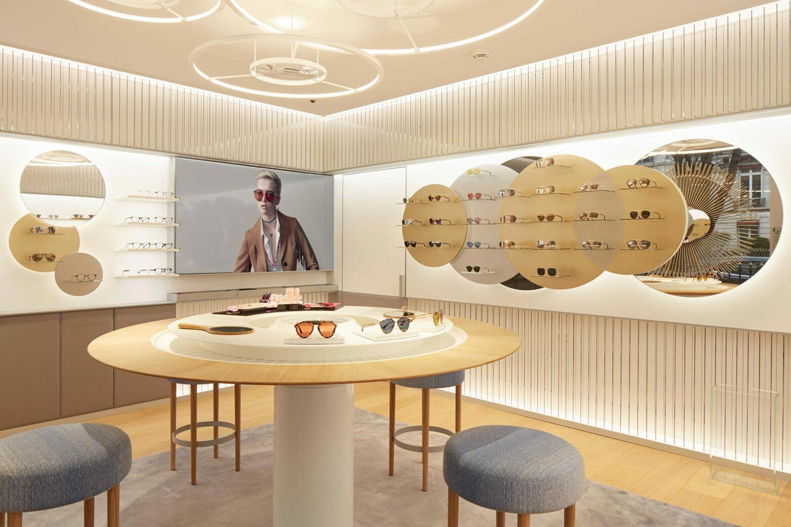Labvert Dior Sunglass Boutique 05