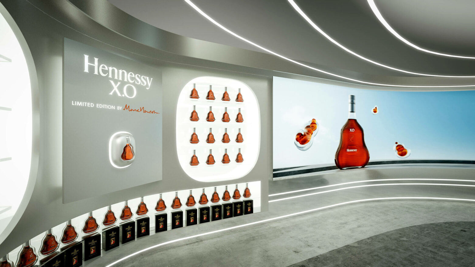 Labvert Hennessy Xo Limited 01