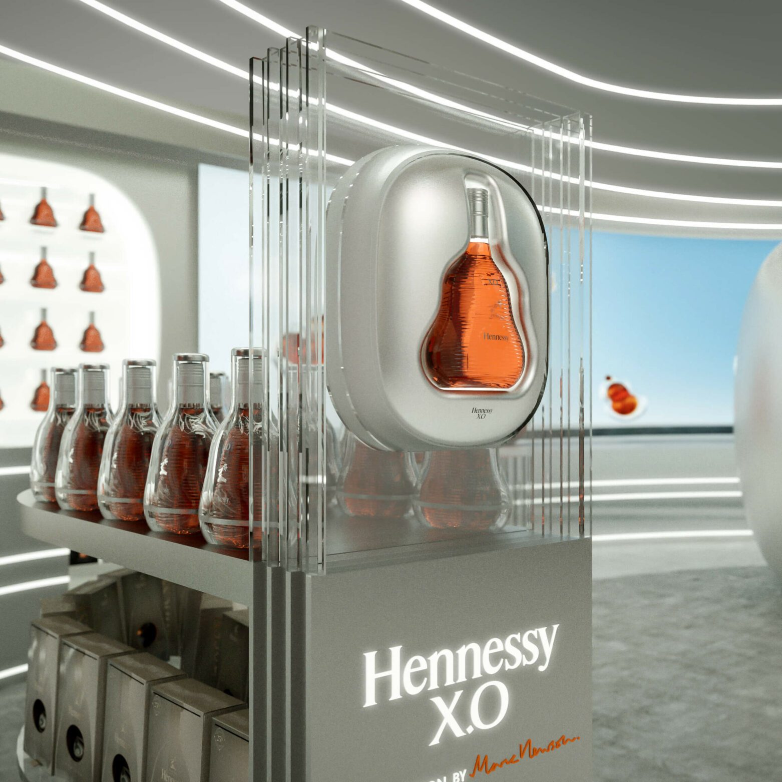 Labvert Hennessy Xo Limited 05