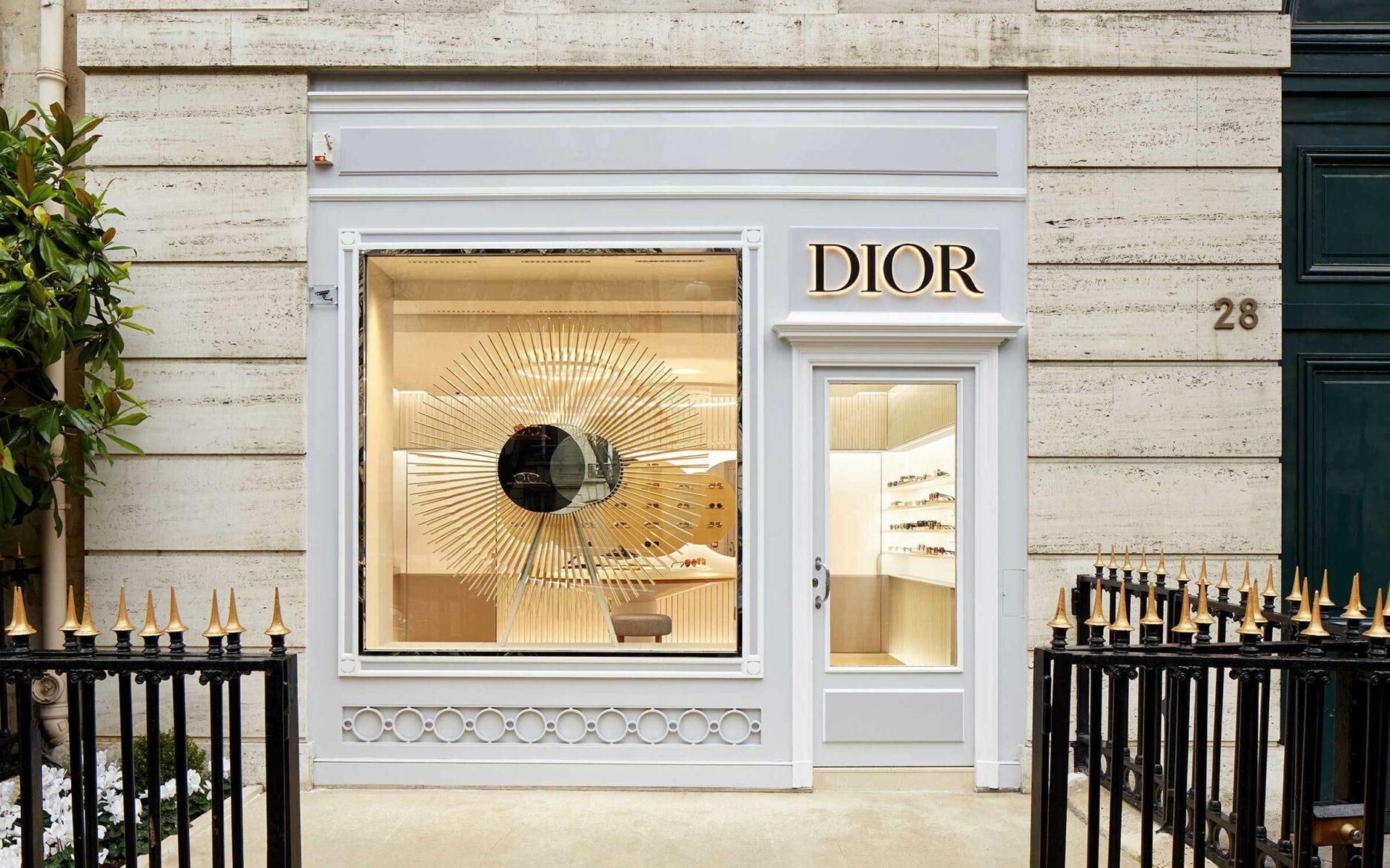 Labvert Dior Sunglass Boutique 01